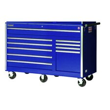 """Tech Series 58""""W 10-Drawer Tool Chest"""