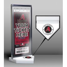 My First Game Ticket Display Stand