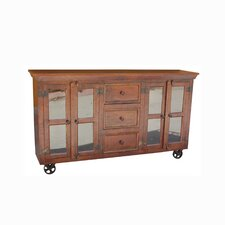 Storage / Display Cabinet by Yosemite Home Decor