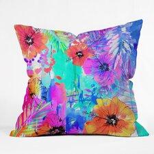 Holly Sharpe Hawaiian Heat Indoor/Outdoor Throw Pillow by DENY Designs