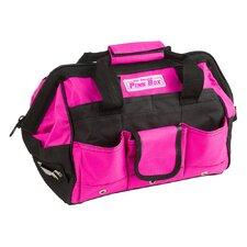 "12"" W Pink Tool Bag"