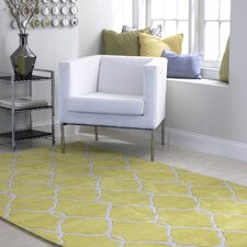 Cine Lemon Linx Area Rug