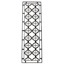 Elegantly Crafted Metal Plaque Wall Décor