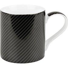 12 oz. Carbon High Tech Mug (Set of 4)