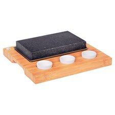 5-tlg. Servierplatten-Set The Bamboo Range