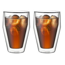 Thirst Double Wall Thermal Insulated Tumbler (Set of 2)