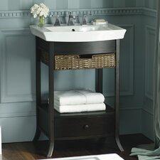 """Archer 24"""" Pedestal Bathroom Sink"""