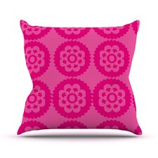 Moroccan Throw Pillow