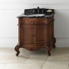 Vintage Bordeaux 32 Single Bathroom Vanity Set by Ronbow