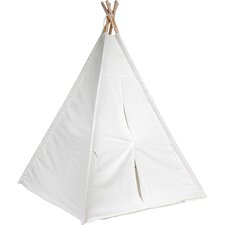 Authentic Giant Canvas Play Teepee