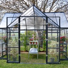 Chalet 12 Ft. W. x 10 Ft. D Greenhouse