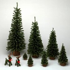 2.6' Green Artificial Christmas Tree