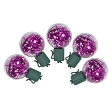25-Light Globe String Lights