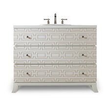 Designer Series 43 Penelope Hall Chest Vanity Base by Cole + Company