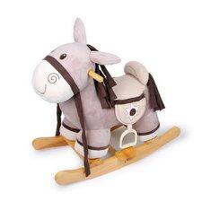 Sheriff Rocking Horse