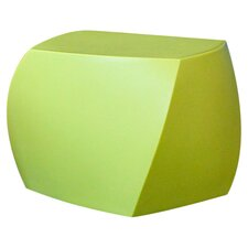 Frank Gehry Left Twist Cube Ottoman