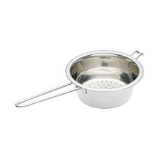 Stainless Steel Long Handled Colander