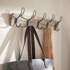 Barnwood Coat Hooks