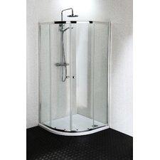 185cm x 90cm Sliding Shower Door