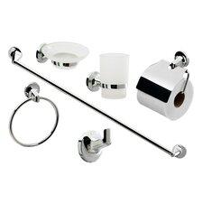 6-Piece Bathroom Accessory Set
