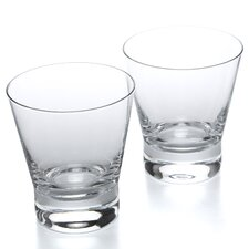 Aame 8 oz. Old Fashioned Glass (Set of 2)
