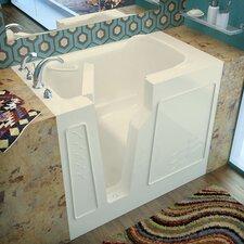 Prairie 45.7 x 26 Soaking Bathtub by Therapeutic Tubs