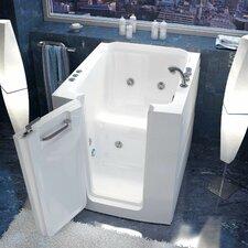 "Durango 32"" x 38"" Whirlpool Jetted Bathtub"