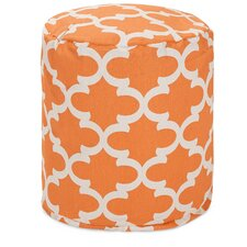 Cashwell Small Pouf by Andover Mills