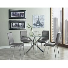 Oradell 5 Piece Dining Set