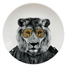 22.9cm Ceramic Dinner Plate in White