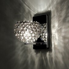 """Gia 4.5"""" Glass Sphere Wall Sconce Shade"""