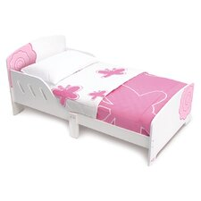 Classically Cool Blossom Toddler Bed