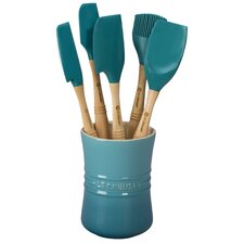 Revolution 6 Piece Silicone Utensil Set