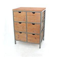 Metal Cabinet by Teton Home