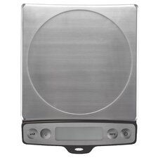 Good Grips Stainless Steel 22 Lb Food Scale With Pull Out Display
