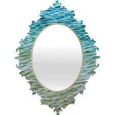 Shannon Clark Ombre Sea Baroque Wall Mirror
