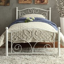 Simoneau Panel Bed