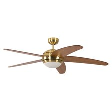 132cm Melton 5 Blade Ceiling Fan with Remote