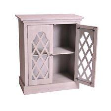 Haven Lattice Cabinet