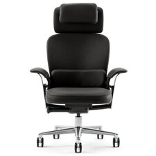 Leap® High-Back Leather Executive Chair