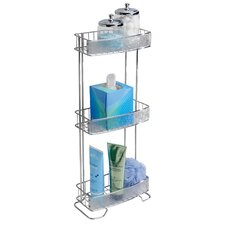 Rain 10.6 W x 25.6 H Shelving by InterDesign