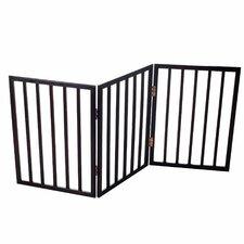 "Easy Up 24"" Folding Pet Gate"