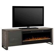 "Howden 75"" TV Stand with Electric Fireplace"