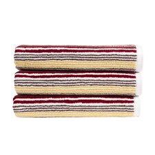 Lifestyle Stripe Cotton Hand Towel