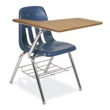 "9000 Series Wood 30.5"" Tablet Arm Desk"