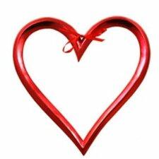 Gilded Open Heart Wall Art