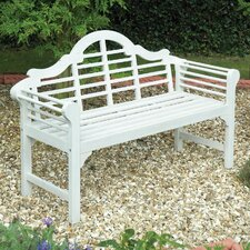 Lutyens 2 Seater Wooden Bench