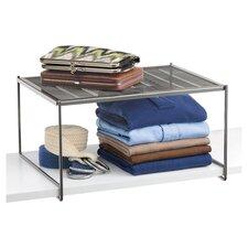 Locking Kitchen Pantry Cabinet Shelf - Closet Shelf Organizer