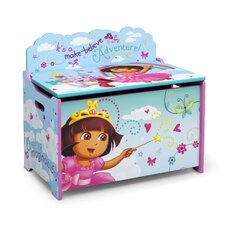 Dora Deluxe Toy Box by Delta Children