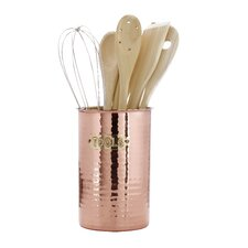 Décor Hammered 9 Piece Utensil Set